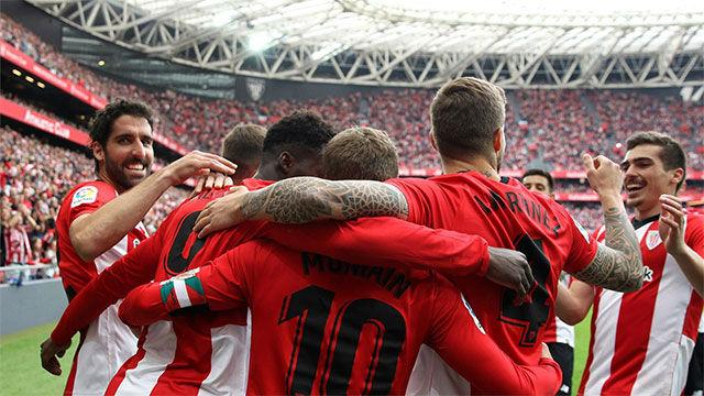 El Athletic ya piensa en Europa y deja al Rayo en penúltima posición