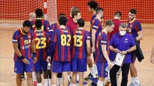 El Barça no volverá a la pista de la Ciutat Esportiva hasta el martes
