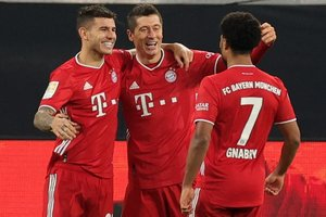 El Bayern regresa a la Bundesliga
