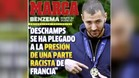 Benzema carga contra Deschamps