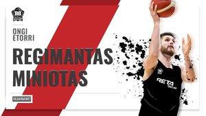 El Bilbao le da la bienvenida a Miniotas