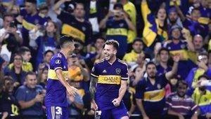 Boca Juniors chocará con Libertad en la reanudación de la Copa Libertadores