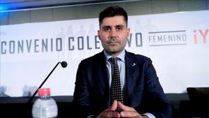 Un capitán del Barça contactó con David Aganzo