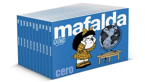 Consigue la colección completa de Mafalda