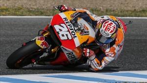 Dani Pedrosa, pole en Jerez