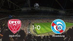 El Dijon FCO se hace fuerte en casa y derrota al Racing Estrasbrurgo
