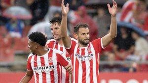 El Girona llega a la disputa luego de tres partidos consecutivos sin perder