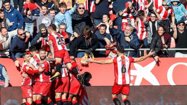 El gol de Stuani que deja al Girona en Europa (ES)