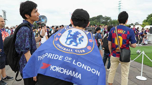 Horario del FC Barcelona - Chelsea