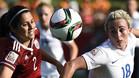 Inglaterra vence a México y busca los octavos de final del Mundial