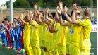 Inicio de un partido de LaLiga Genuine 2018-2019