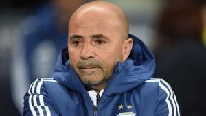 Jorge Sampaoli aún no tiene sustituto según la AFA