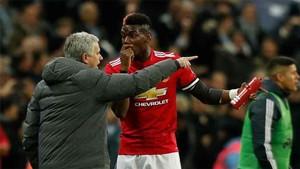 José Mourinho y Paul Pogba discutieron en el vestuario