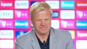 Kahn habló sobre el juego limpio entre los clubs