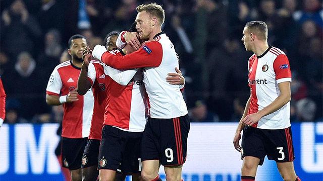 LACHAMPIONS | Feyenoord - Nápoles (2-1)