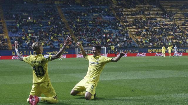 LALIGA | Villarreal - Celta (4-1)