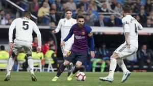 Leo Messi centrará todas las miradas en el Clásico del 18-D