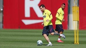 Leo Messi será el líder del FC Barcelona en el retorno a la competición