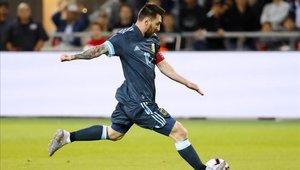 Lionel Messi está listo para volver a jugar con la selección de Argentina
