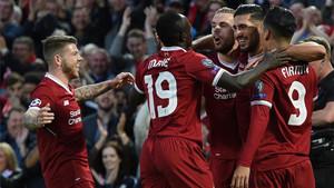 El Liverpool fue en un vendaval y no dio opciones al Hoffenheim
