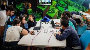 Los Juegos Escolares Minecraft Education