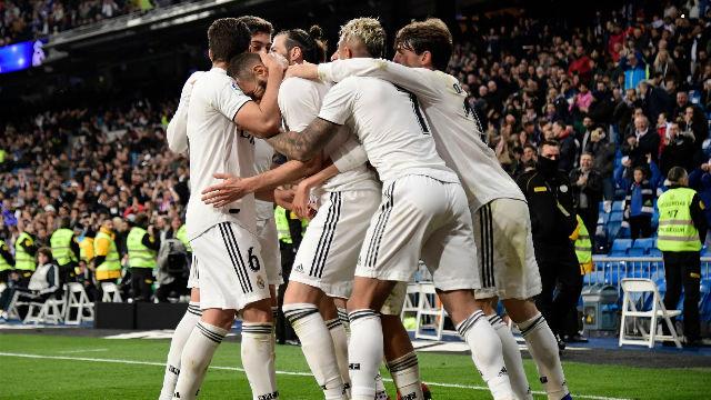 El Madrid sufre ante el colista