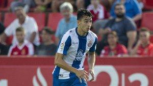 Marc Roca se ha ganado la titularidad en el Espanyol