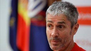Martín Fiz volverá a correr después de ser atropellado el pasado septiembre