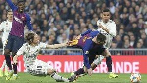 Messi no debería competir bajo los mismos parámetros que el resto de futbolistas