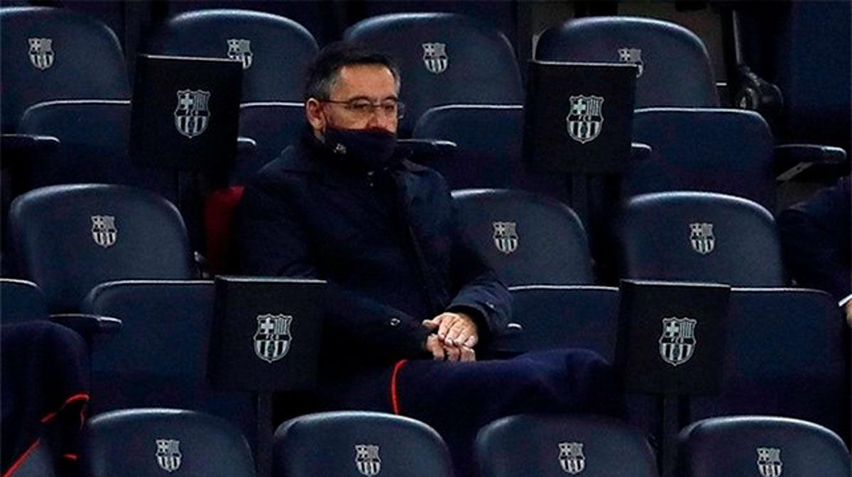 Nueva reunión de la junta directiva del Barça por el voto de censura