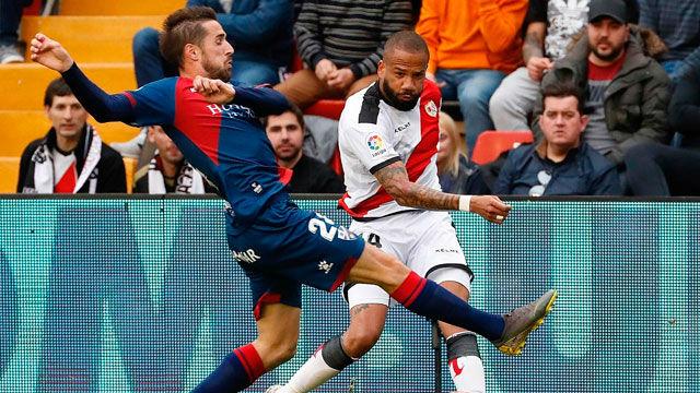 Nulo empate entre Rayo Vallecano y Huesca
