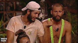 Omar y Albert, de compras por la milla de oro madrileña