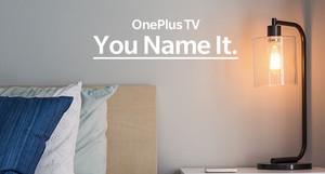 OnePlus quiere que los usuarios pongan el nombre a su TV