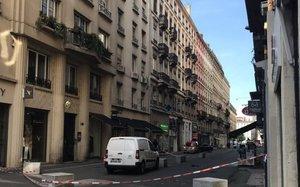 Un paquete bomba deja al menos 13 heridos en Lyon