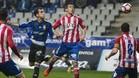 Pere Pons es uno de los futbolistas que entran en los planes de Quique Cárcel y Pablo Machín en Primera División
