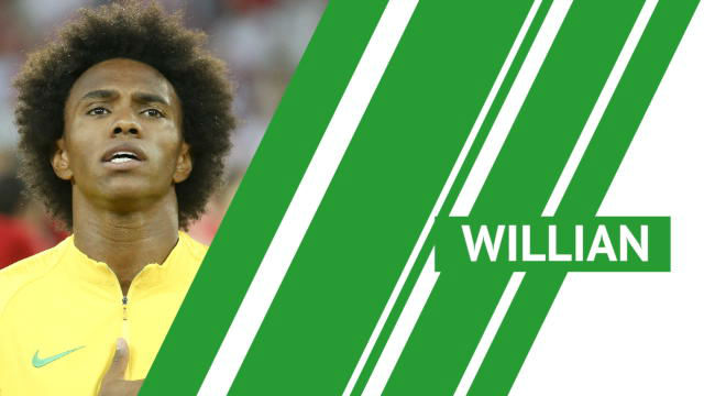Barca back with £55m-plus bid for Willian