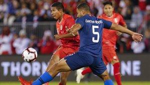 Perú igualó 1-1 con Estados Unidos en amistoso