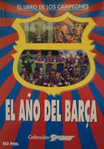Portada del libro El año del Barça