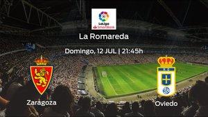 Previa del encuentro: el Real Zaragoza recibe al Real Oviedo