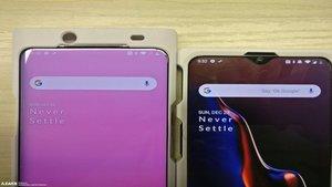 La primera posible imagen del OnePlus 7