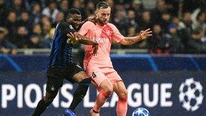 Rakitic podría continuar su carrera en el Inter