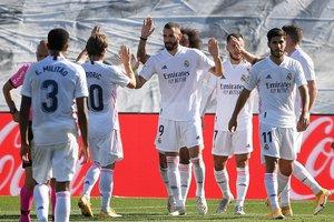 El Real Madrid no ha ganado un partido de liga desde el mes de octubre