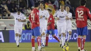 El Real Madrid regresa a Los Pajaritos nueve años después
