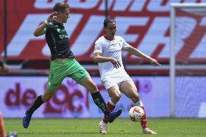 Segunda derrota consecutiva del Toluca en casa