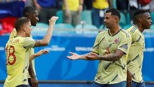 La selección colombiana alega problema para movilizar a sus convocados
