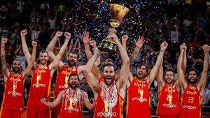 La selección española conquistó su segundo Mundial en China