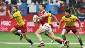 La selección española se mantiene en la élite del rugby