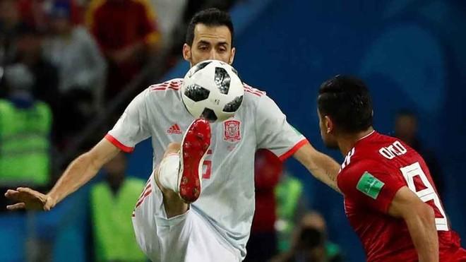 """Busquets: """"Esto es un Mundial y se sufre para ganar"""""""