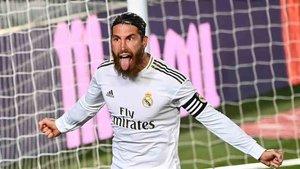 Sergio Ramos quiere renovar por el Real Madrid