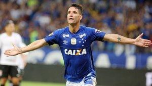 Thiago Neves fue el autor del único tanto del partido